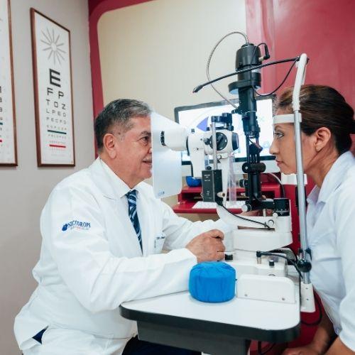 Clínica Oftalmológica ALJAORZA